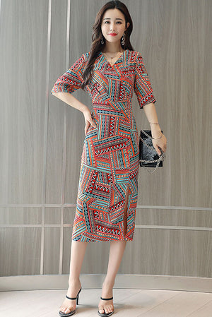 Asha Dress (More Colors) (Non-Returnable)