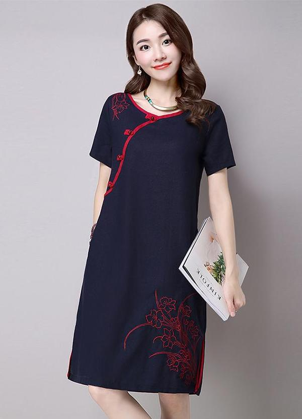 Lilian Cheongsam (More Colors)