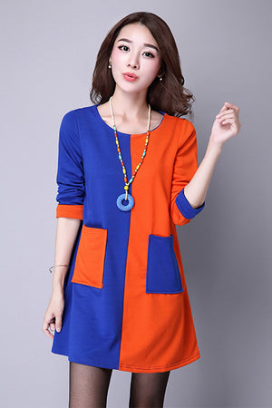 Leslie Dress (More Colors) (Non-Returnable)