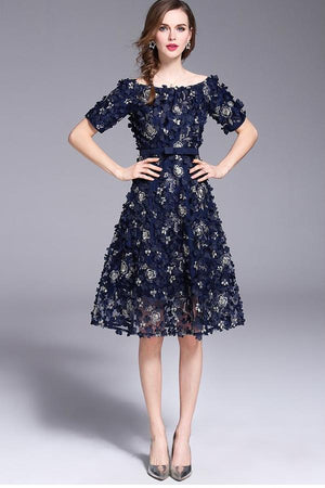 Susan Dress(Non-Returnable)