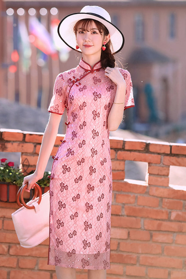Arya Cheongsam (More Colors)
