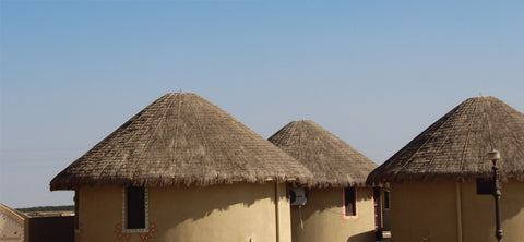 Traditional Kutch Homes or Huts