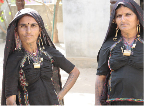 Rabari women of Kutch