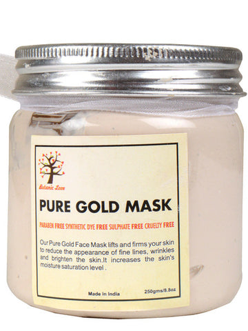 Pure Gold Face Mask