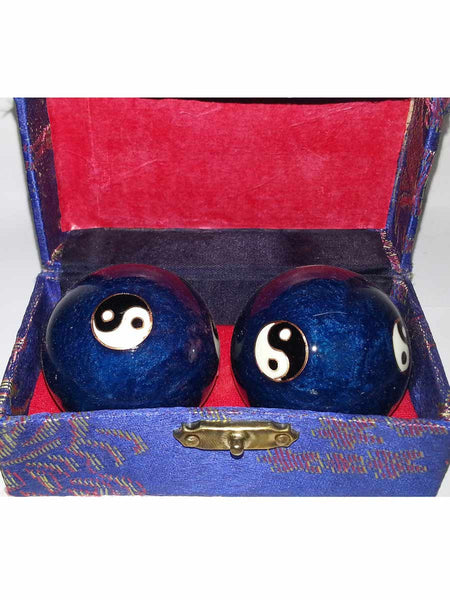 Health Balls In Blue, Red, Green - PCDH12JL13