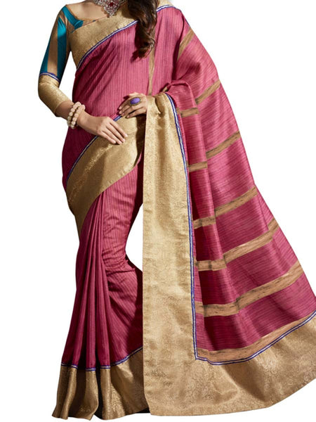 Saree From West Bengal In Multicolour - PWBSAI19JN34