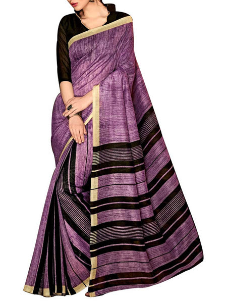 Saree From West Bengal In Multicolour - PWBSAI19JN120