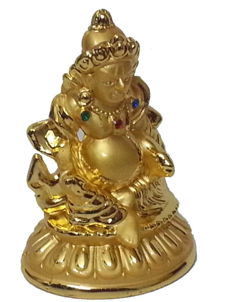 kuber Guardian of the World In Golden - PCDH12JL18