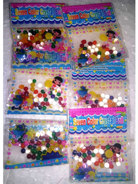 Exotic and Vibrant Water Beads - PCDH17SP18