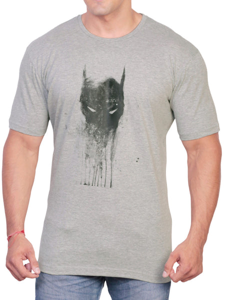 Cotton T Shirt From Delhi In Grey - PT-PDT29AG1