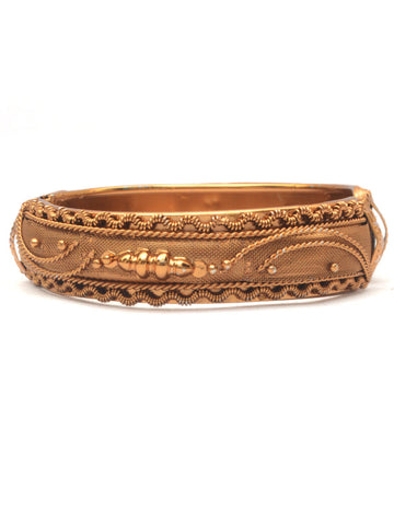 Bangle From Moradabad In Brown - CHUJB11FBY1-28