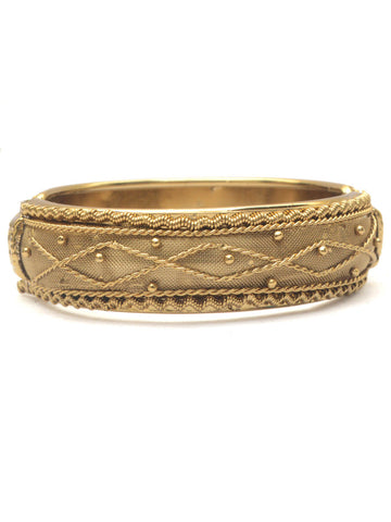 Bangle From Moradabad In Brown - CHUJB11FBY3-28