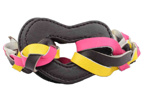 Colorful Heart Kanpur Leather Belt-CKUB12