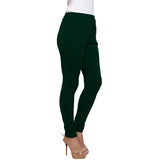 Green Leggings from Rajasthan - PJRLA10SP2