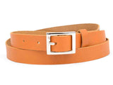 Light Brown Kanpur Leather Belt-CKUB7