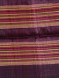Bhagalpuri Silk Stole In Multi Shades-CBBS9