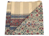Cotton Double Bedsheet With 2 Pillow Cover From Rajasthan - AkBS5JNY13