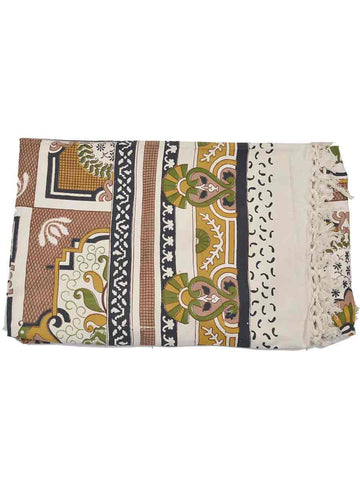 Cotton Single Bedsheet With 1 Pillow Cover From Rajasthan - ASBS15OCT21