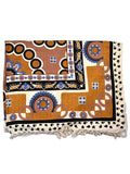 Cotton Single Bedsheet With 1 Pillow Cover From Rajasthan - ASBS15OCT22