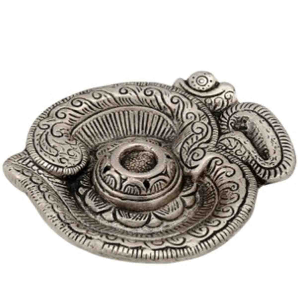 Metal Om Incense Stick Holder-EC-HJRWME11M25
