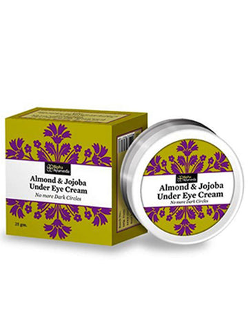 Almond & Jojoba Under Eye Cream - BI-OP21SP39