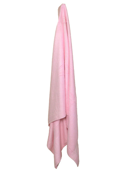 Bamboo Beach Towel In Light Pink - BHDBCT11AP5