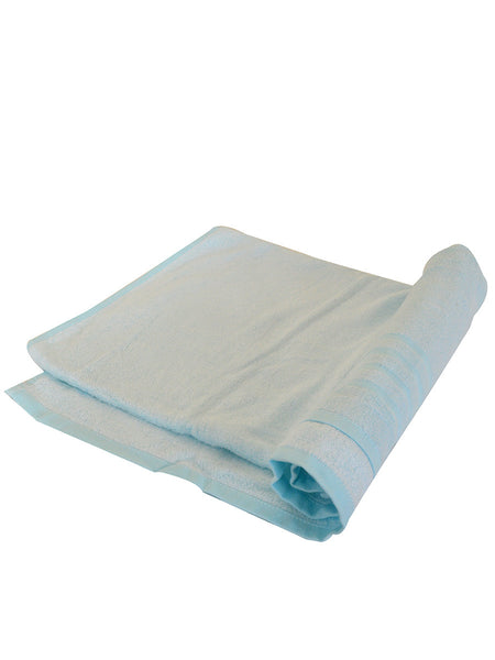 Bamboo Bath Towel In Blue - BHDBTB11AP1