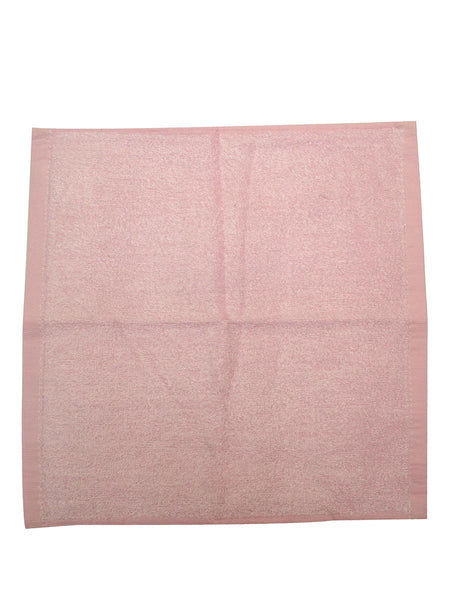 Set Of 4 Bamboo Face Towels In Pink - BHDHT13AP4