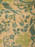 Bamboo Table Mats -Digital Print In Green - BHDPM26JN11
