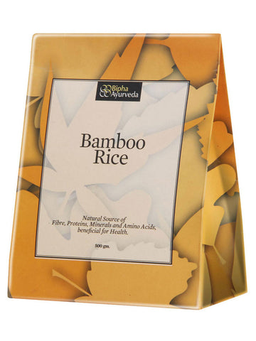 Bamboo Rice - BI-OP21SP26