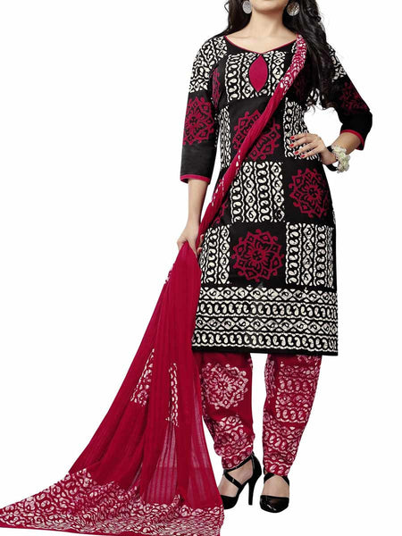 Cotton Suit From Kolkata In Multicolour - FPKWA9AG3