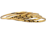Bangle From Moradabad  In Golden-CHUJB19AG3