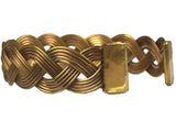 Bracelet From Moradabad In Golden-CHUJB29O8
