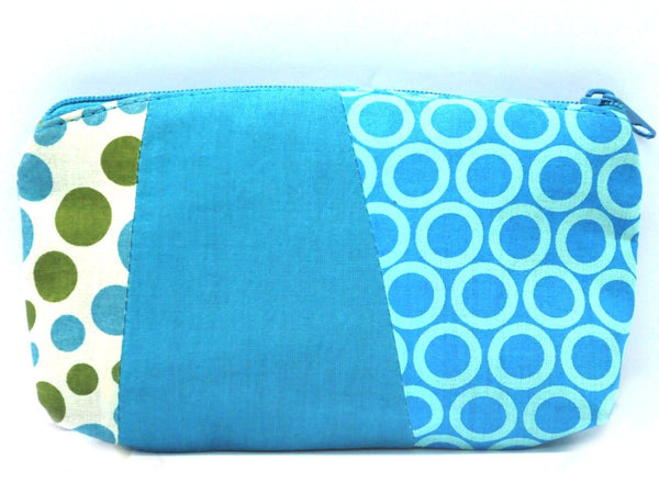 Blue Cotton  Pouch- CFMB21MH9