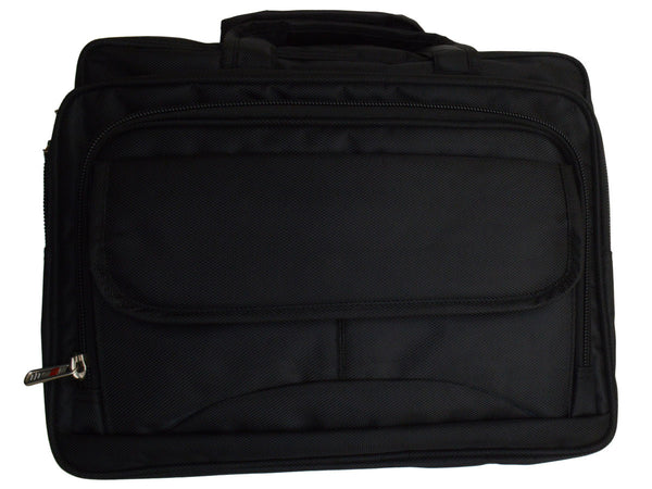 Kanpur Laptop Bag In Black - CKLB9OCT7