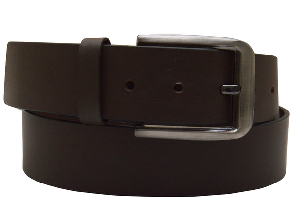 Black Formal Kanpur Leather Belt - CKMB2SP6
