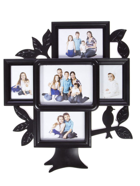 Family Collage Photo Frame for 5 photos - EC-HJRME24MA364