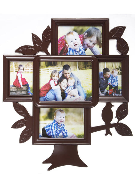 Family Collage Photo Frame for 5 photos - EC-HJRME24MA365