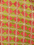 Bagh Phulkari Stole in Multicolor - CPPST23JN3