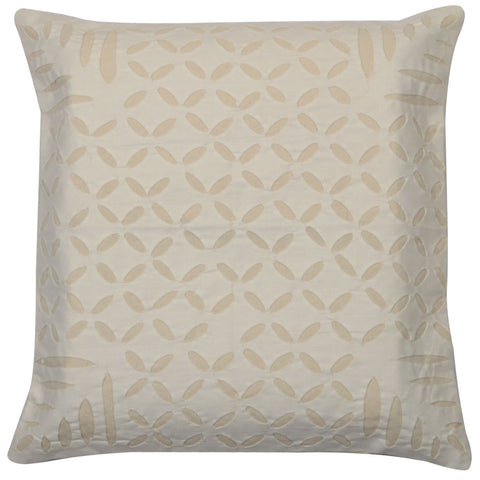 Cushion Cover With Applique Work From Gujarat - CRUC10JL4