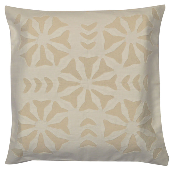Cushion Cover With Applique Work From Gujarat - CRUC10JL6