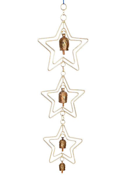 Copper Bells Wind Chime - UR-IHGDA7JN142