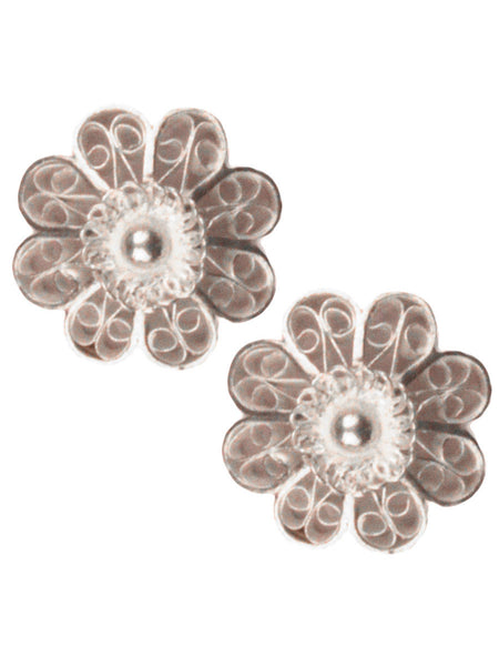 Filigree Orissa Flavour Earrings-CCOJE12FB3