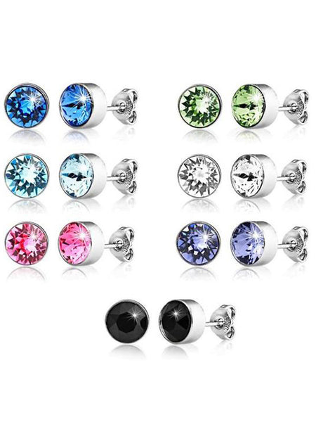 Everyday A Stud Earrings Multi Color - PH-CJE27AG5