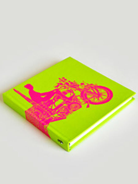 Chhakda Green Note Book From Rajkot In Green - SO-DKBS25AP3