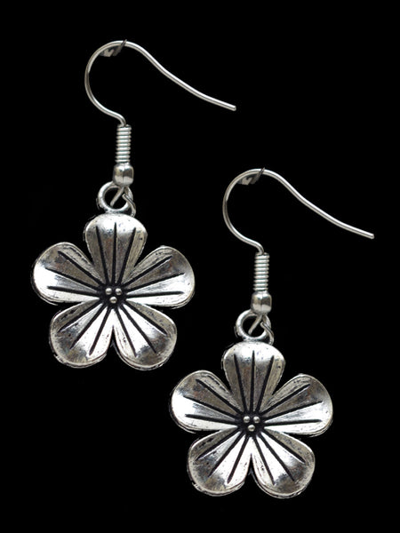 Earrings From Rajasthan In Silver - CJRE7OT1
