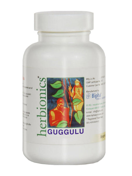 Guggulu tablet - BI-OP21SP91
