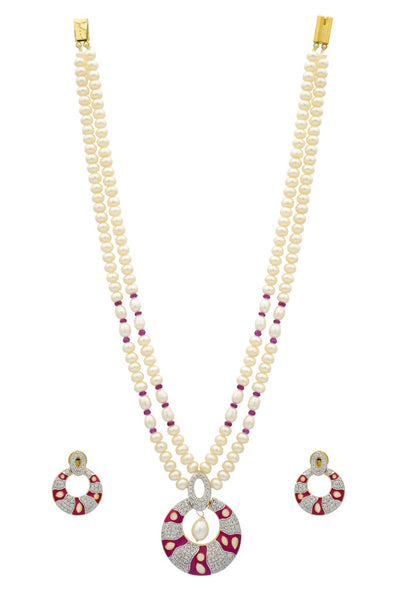 Pearl Set  - CHTN25AG61