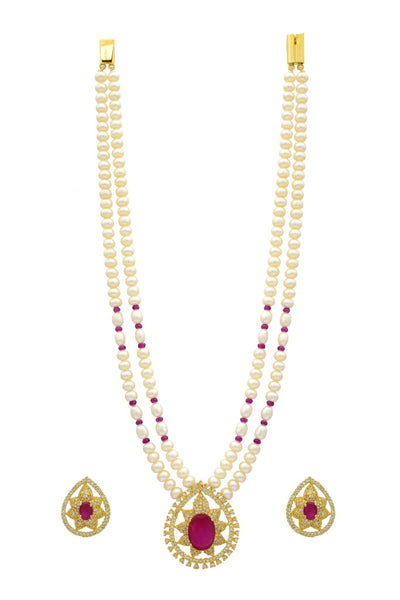 Pearl Set  - CHTN25AG62