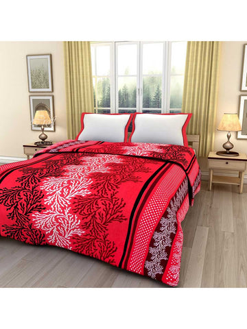 Abstract Design Printed Single Bed Reversible Ac Blanket - EC-DDQ25MA127
